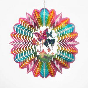 3d Fairy Wind spinner