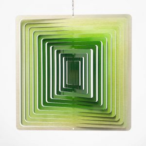 Square Wind Spinner