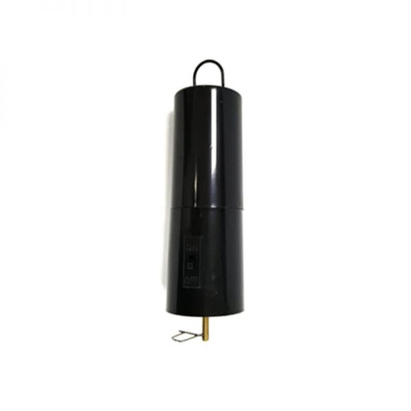 Battery powered motor