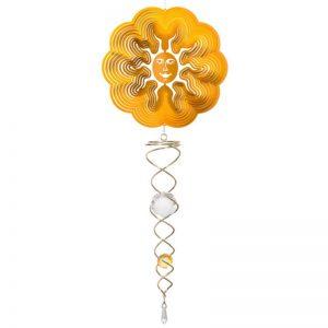 Sun Gold Artist Crystal Tail